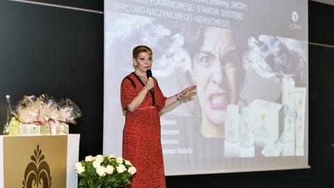 Презентация Доктор Нонны «Путь к здоровью» в Польше