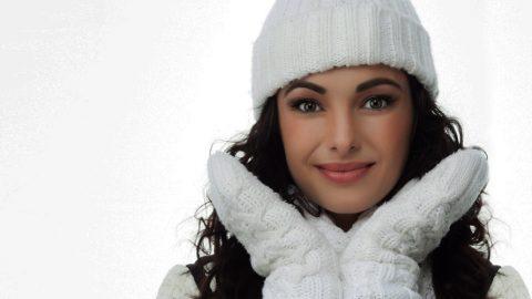 Зима близко: как ухаживать за кожей лица в период морозов.