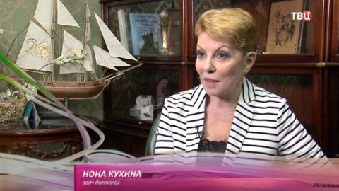 """""""Сколько стоят фобии"""" – Доктор Нонна на канале ТВЦ в программе """"Включи настроение"""""""