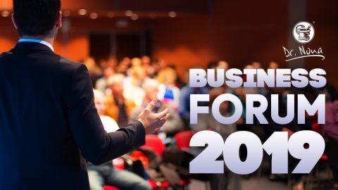 Зимний Бизнес Форум 2019 для партнеров компании «Dr.Nona»