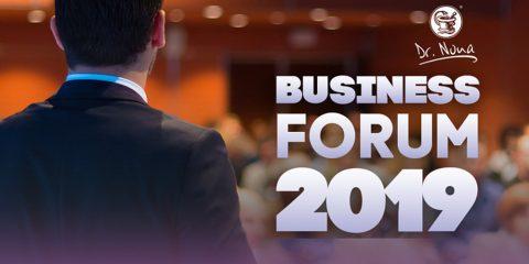 Бизнес Форум 2019 – Минск