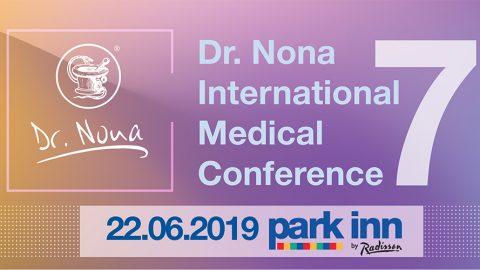 Программа 7 Международной конференции Dr. Nona в Кракове (Польша)