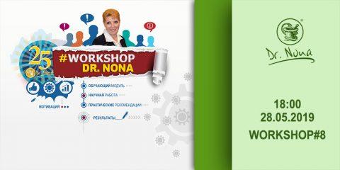 WORKSHOP#8 Dr. Nona