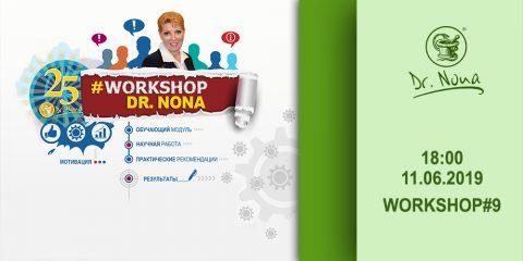 WORKSHOP#9 Dr. Nona